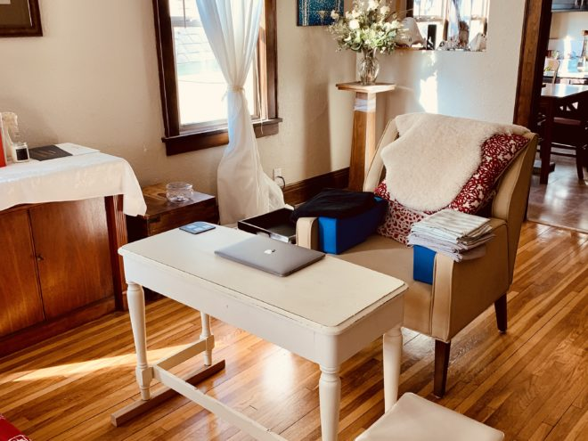 Home Office Ergonomics & Pain Therapy